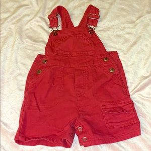 3/$15 French Toast overalls